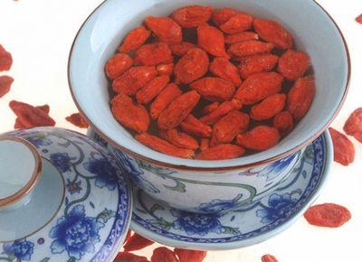 рецепты ягоды годжи на водке